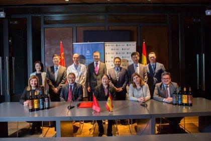Bodegas Portia se alía con Cofco para impulsar la presencia de sus vinos en China