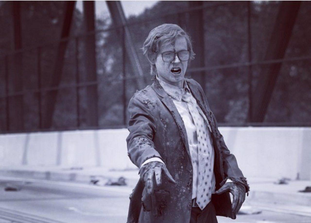 Johnny en The Walking Dead