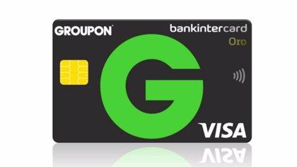 Bankintercard lanza la Visa Oro Groupon, con descuentos en compras
