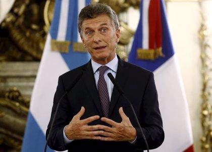 """Macri aboga por una Argentina """"donde no haya impunidad"""""""
