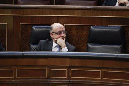 Hacienda convoca el Consejo de Política Fiscal el viernes por el déficit de 2015