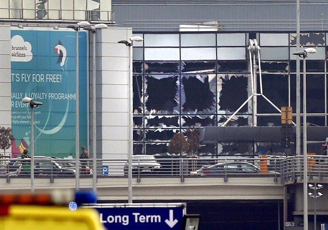 Hasta 15.000 pasajeros al día vuelven a volar desde el aeropuerto de Bruselas
