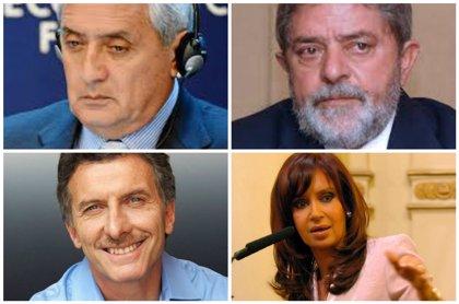 ¿Qué presidentes y exmandatarios iberoamericanos están siendo investigados?