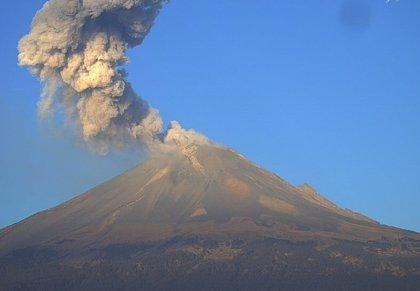 Fortalecen las acciones ante la intensa actividad del Popocatépetl