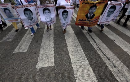 La PGR publica la segunda parte de la versión oficial del caso Ayotzinapa