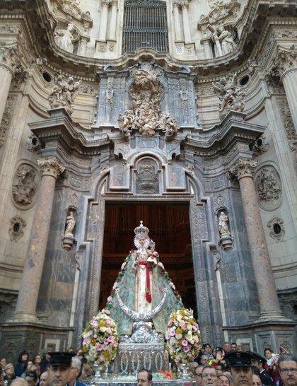 La Virgen De La Fuensanta Regresa A Su Santuario
