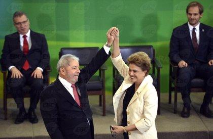 """Lula tras la decisión de la comisión parlamentaria: """"no es justo lo que le hacen a Dilma"""""""