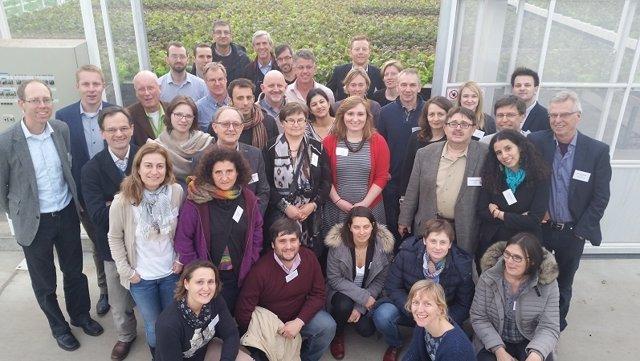 Miembros de Ifapa participan en el proyecto europeo  'Fertinnowa'