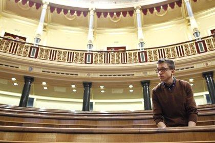 Podemos coincide en que hace falta que Rajoy dé explicaciones en el Congreso sobre Soria