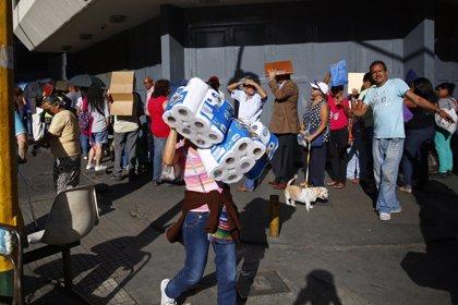 El FMI vaticina una inflación del 1.642,8% en Venezuela en 2017