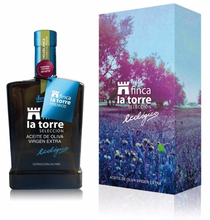 Finca La Torre, galardonado como el Premio Alimentos de España al mejor aceite de oliva virgen extra