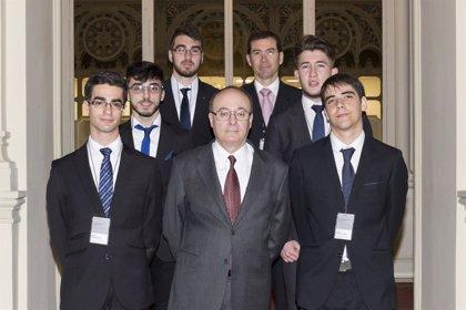 Un colegio de Madrid, ganador de un concurso del Banco de España sobre política monetaria