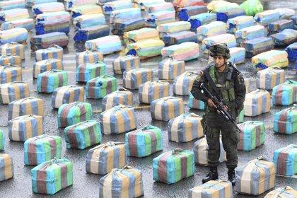 Las FARC mantienen el narcotráfico pese al proceso de paz