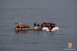 Tusk alerta del aumento de refugiados en el Mediterráneo tras el cierre de los Balcanes