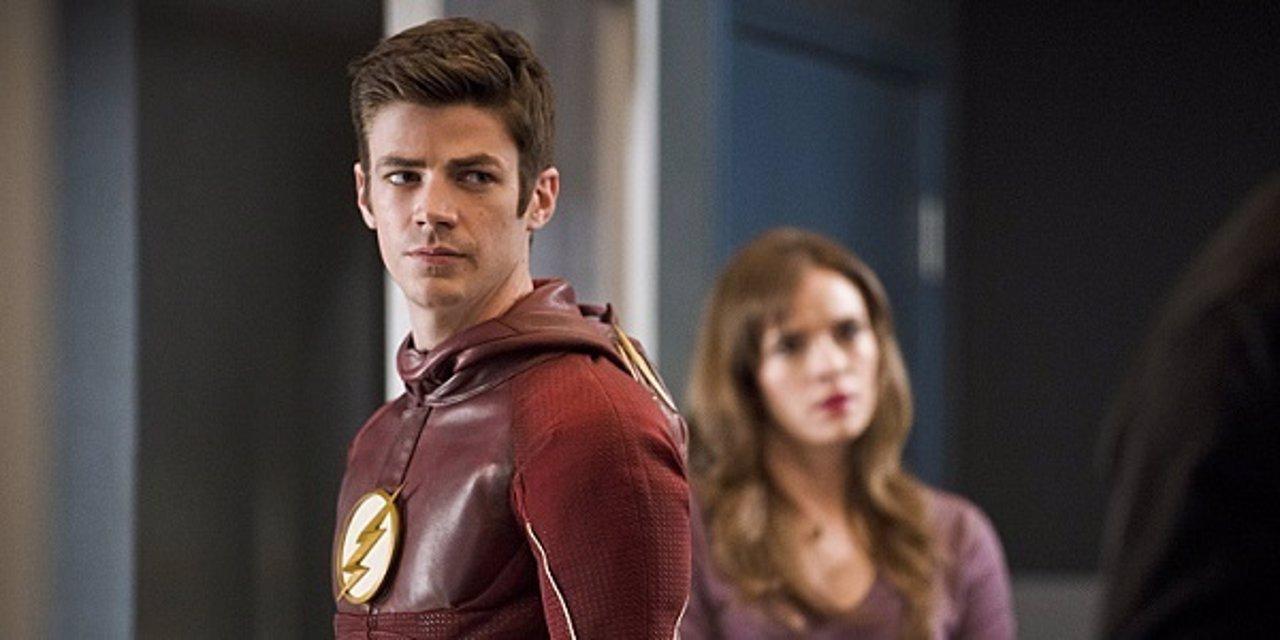 Grant Gustin es Barry Allen en The Flash