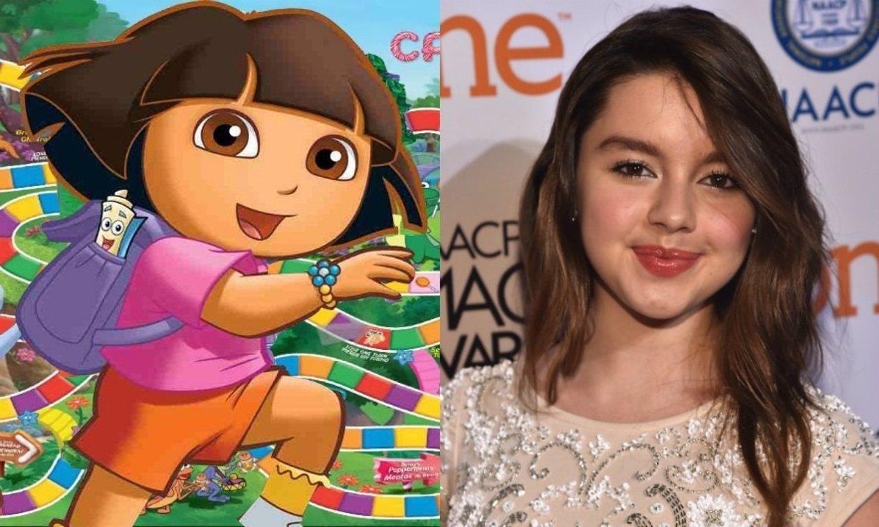 La voz de Dora la exploradora, expulsada de su instituto ...