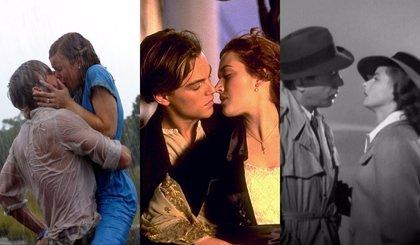 Día Internacional del Beso: ¿Son estos los 10 mejores besos de la historia del cine?