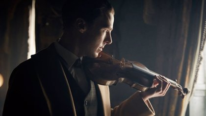 Sherlock: Primera imagen de Benedict Cumberbatch en la 4ª temporada