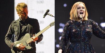 Muse invita a Adele a actuar juntos en Glastonbury