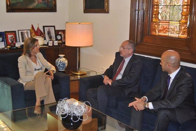 Cataluña Recibe Al Embajador De Israel En España