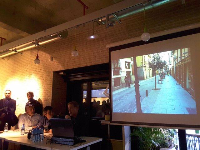 Presentación de la reforma de 11 calles del barrio de Chueca