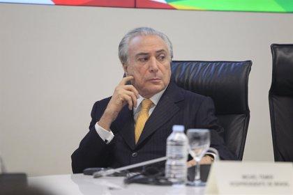 Recurren la petición de 'impeachment' contra el vicepresidente de Brasil