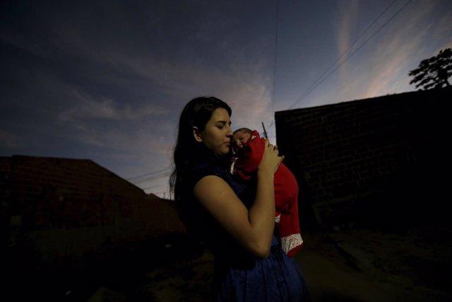 Madres solteras en Brasil