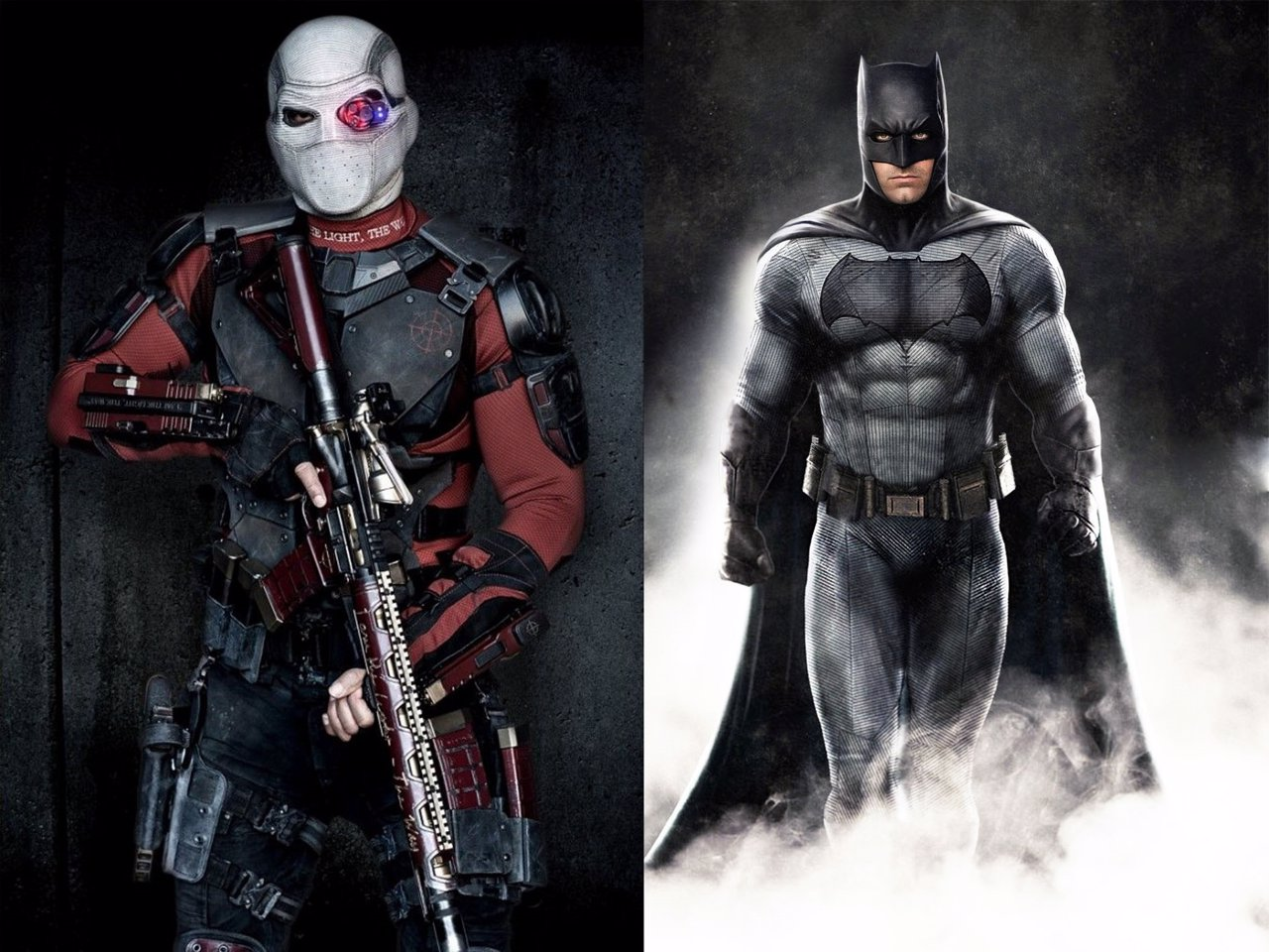 Batman y Deadshot
