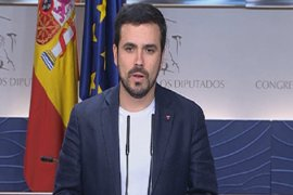 "Garzón quiere una coalición ""puntual"" con Podemos pero avisa que IU no desaparecerá"