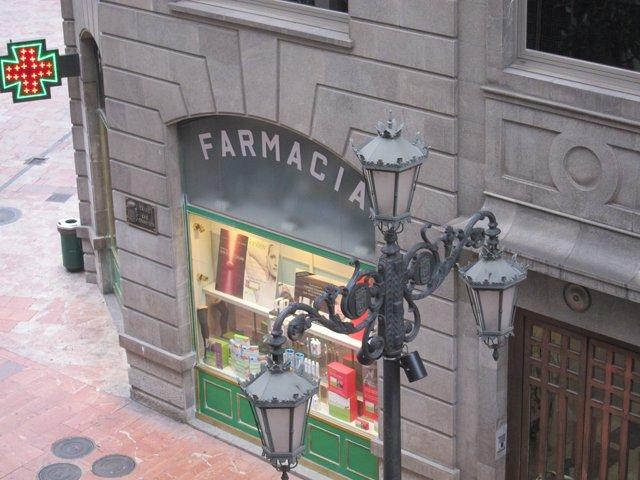 Farmacia En Oviedo