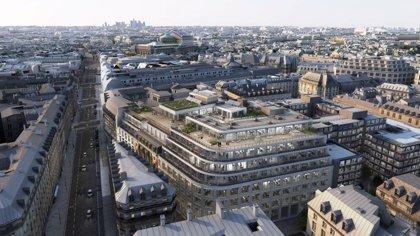 SFL, filial francesa de Colonial, eleva un 20,3% sus ingresos trimestrales