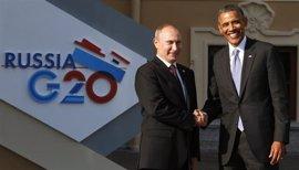 """Putin cree que Obama es una persona """"decente"""" tras reconocer su error respecto a Libia"""