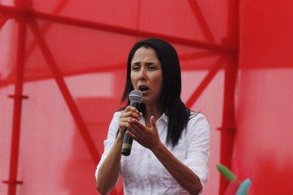 Heredia dice que si Keiko Fujimori logra la Presidencia sacará a su padre de prisión