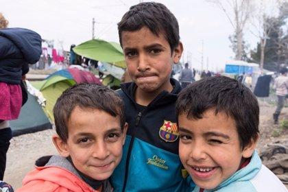 El 36% de los niños españoles vive en riesgo de exclusión social
