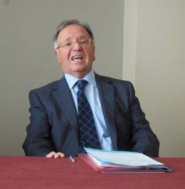 El secretario general de Manos Limpias, MIguel Bernad
