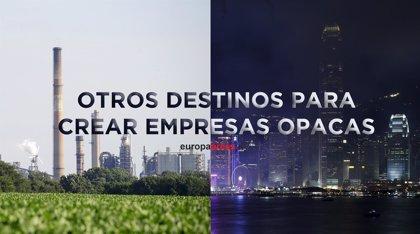 Delaware y Hong Kong, otros destinos para crear empresas opacas