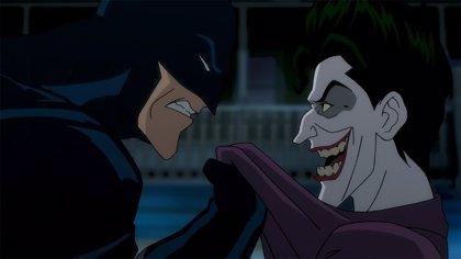 Es oficial: Batman, La Broma Asesina tendrá calificación R