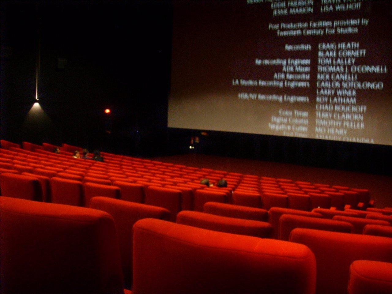 Sala cine
