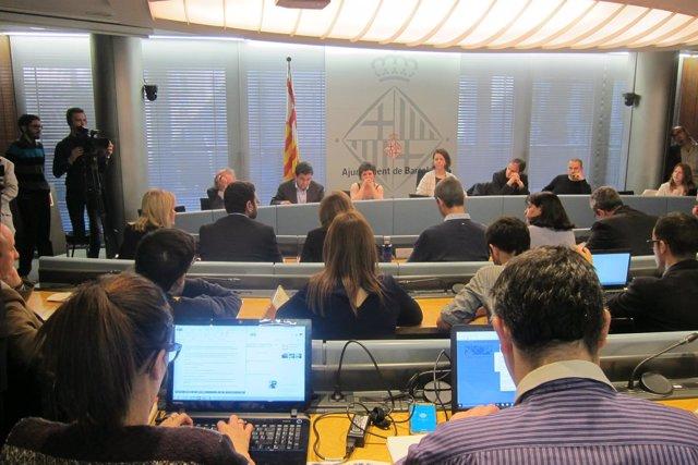 Comisión extraordinaria por el caso Garganté