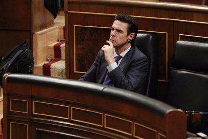 El Congreso ya no convoca la comparecencia de Soria prevista para el próximo lunes