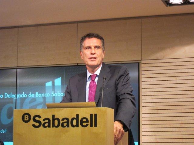 J.Guardiola (Banco Sabadell)