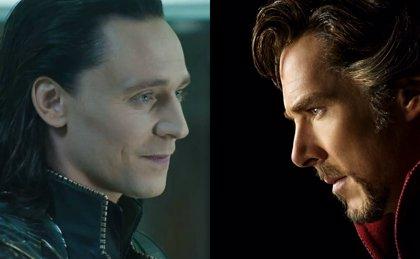Tom Hiddleston quiere un Loki vs Doctor Extraño
