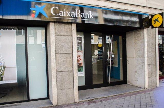 Sucursal, banco, CaixaBank