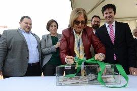 La Junta inicia un nuevo colegio en Churriana de la Vega
