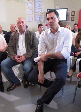 Pedro Sánchez se prepara para intervenir