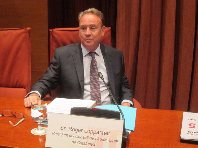 El presidente del CAC, Roger Loppacher