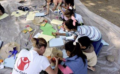 Save The Children recuerda que una de cada tres víctimas de trata es menor de edad