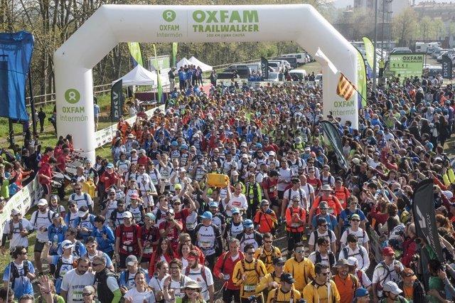 Trailwalker Oxfam