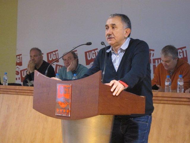 Josep Maria Àlvarez (UGT)