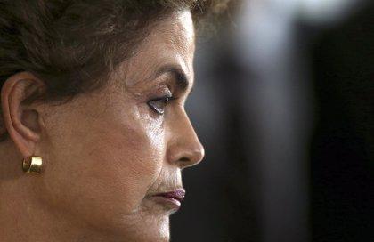 Rousseff suspende el discurso que pretendía dar este viernes contra el 'impeachment'